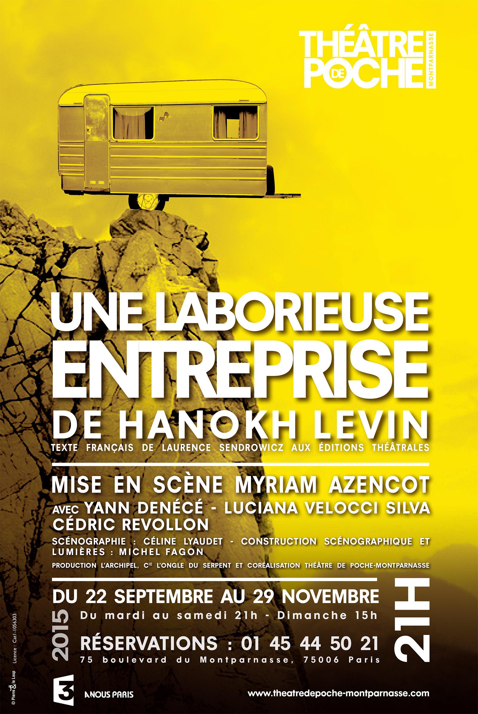 critique th atre spectacles une laborieuse entreprise de hanok levin culture tops. Black Bedroom Furniture Sets. Home Design Ideas