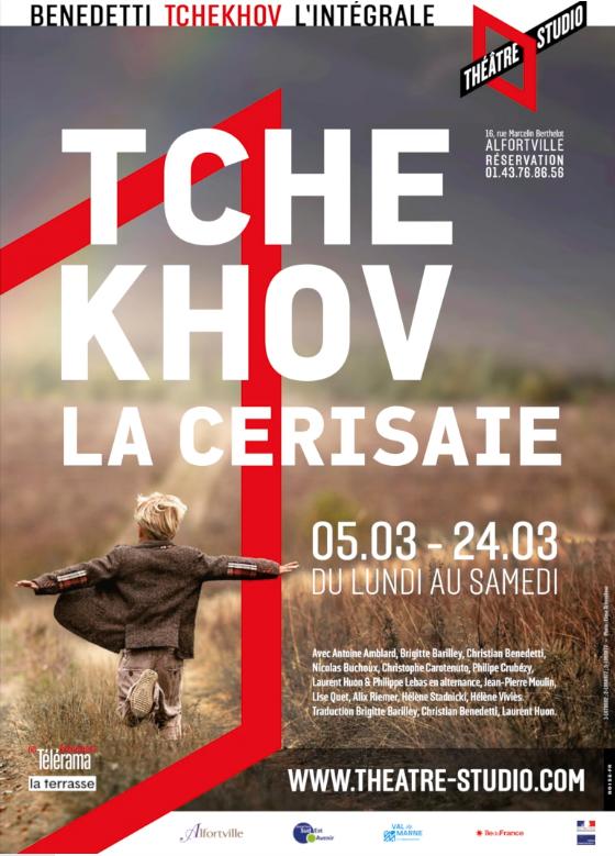 Critique Avis La Cerisaie de Anton Tchekhov | Thêatre