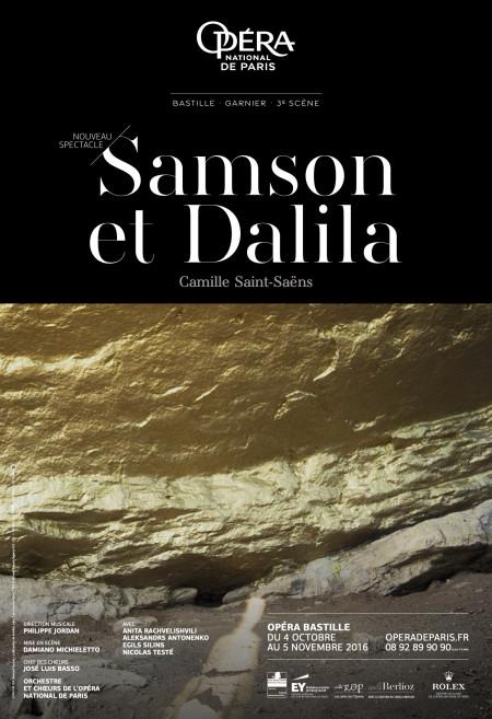 Samson et Dalila : le chef-dœuvre fascine lOpéra Bastille